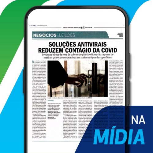 Jornal O Globo – caderno Negócios e Leilões