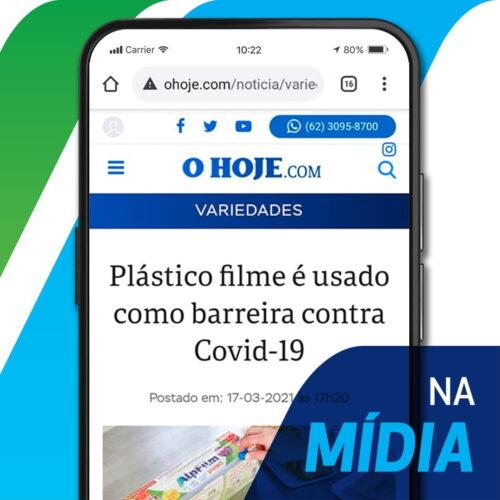 Jornal O Hoje de Goiás